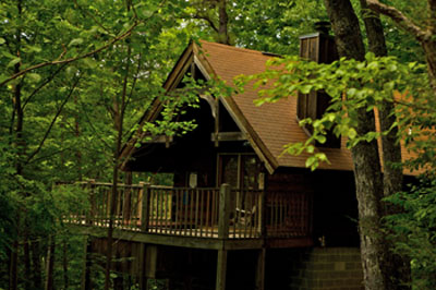 Welcome The Privacy And Intimacy Of Your Cabin Near Gatlinburg, TN,  Designed For Couples In Love. Hike Down To The Little Pigeon River From The  Bluff On Our ...